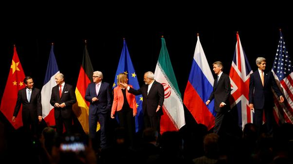 As U.S. sanctions near, Europe fails to protect Iran deal