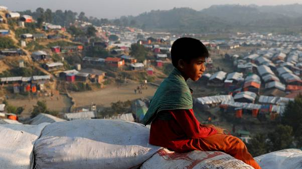 U.S. almost doubles aid for Rohingya in Bangladesh, Myanmar