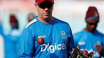 Law to leave West Indies for Middlesex coaching role