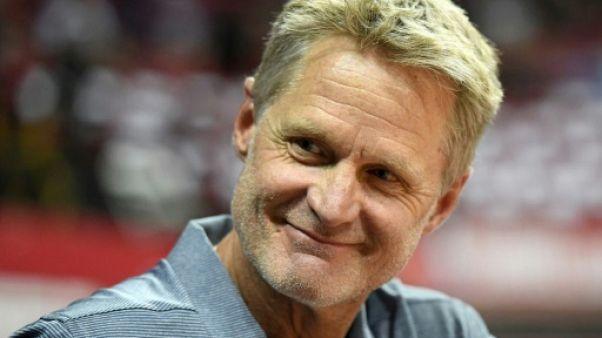 NBA: pour Kerr, peut-être la dernière chance de titre