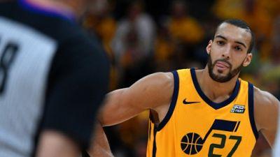 """NBA: Rudy Gobert souhaite """"devenir le meilleur défenseur de l'histoire"""""""