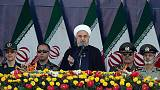 Rouhani warns U.S. over preventing Iran from exporting oil - ISNA