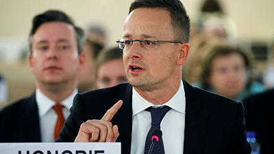 Britain needs a fair Brexit deal, not a no deal, says Hungary