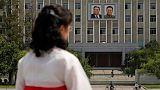 Portraits of a dynasty - North Korea's ever-present Kims