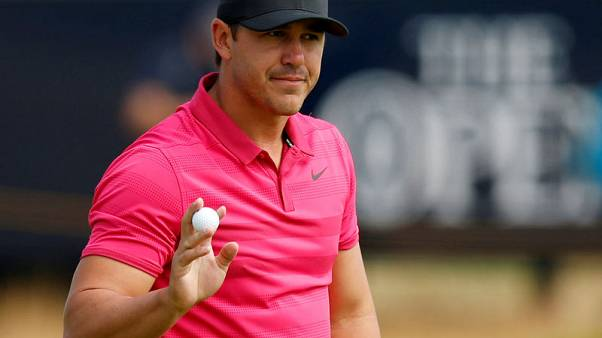 Golf - Koepka headlines nominees for PGA Tour Player of the Year