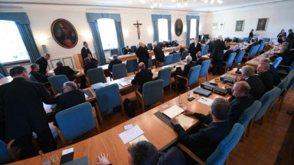 Abus sexuels sur mineurs: l'Eglise catholique allemande sommée d'agir
