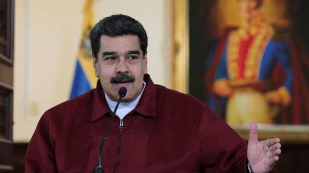 Venezuela's Maduro accuses Chile, Colombia, Mexico of helping drone attack
