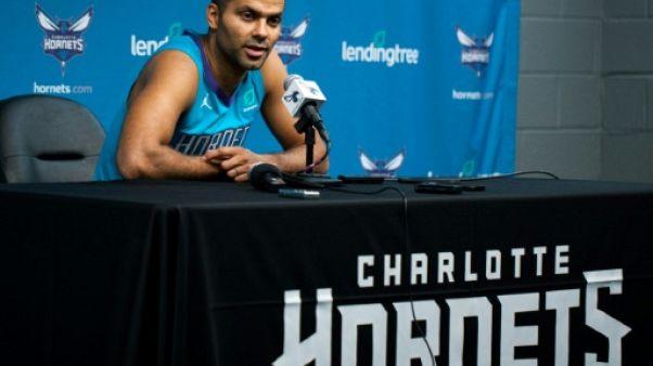 """NBA: """"Charlotte avait besoin d'un joueur comme Tony Parker"""", selon Batum"""