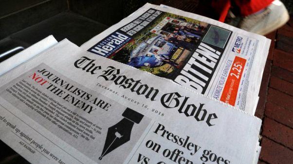 الادعاء: الرجل الذي هدد صحيفة بوسطن جلوب هدد جهات أخرى أيضا