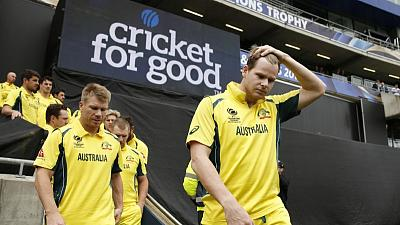 Warner, Smith runs cold comfort for Paine's Australia
