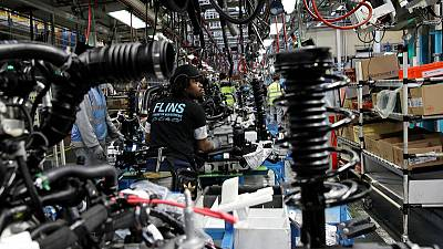 French industry morale fell in September to lowest level since March 2017