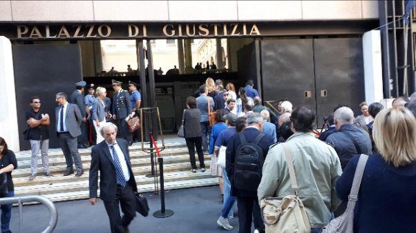 Crollo, incidente probatorio a Genova