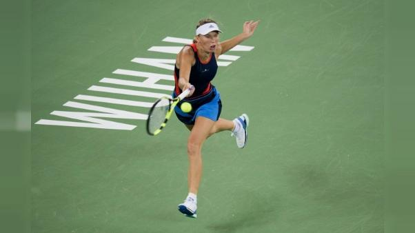 Tennis: Wozniacki et Kerber commencent bien à Wuhan