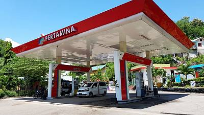 Indonesia's Pertamina backs $100 billion spend to boost oil output
