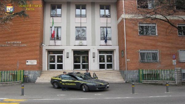 22 centri massaggi sequestrati a Parma