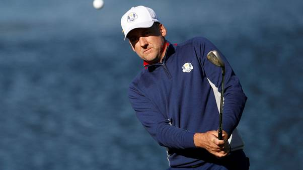 Europe's heartbeat Poulter ready to feed off Ryder Cup roar