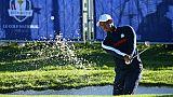 """Ryder Cup: le """"Tigre"""" est déjà chez lui à Saint-Quentin-en-Yvelines"""