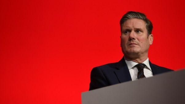 Brexit: le Labour n'exclut pas l'option du maintien dans l'UE