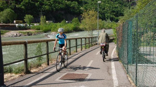 Fondi per ciclabile Cortina-Dobbiaco
