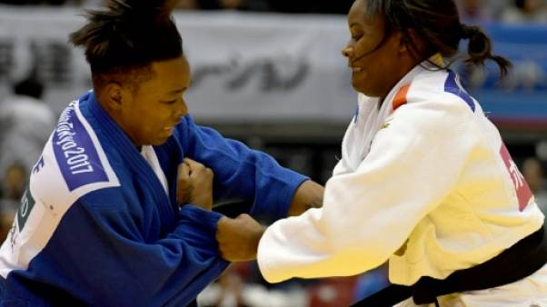 Mondiaux de judo: pas de médaille pour Malonga (-78 kg), battue en repêchage