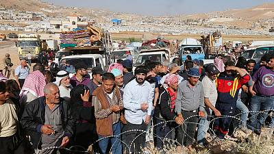 Fifty thousand Syrians returned to Syria from Lebanon this year - official