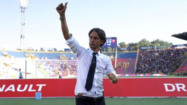 Lazio: S. Inzaghi, al derby penserò dopo