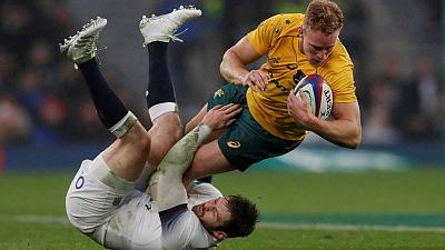 Wallabies hoping Boks will buckle under home fan pressure