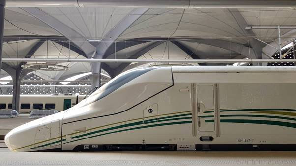 Saudi Arabia opens high-speed train linking Islam's holiest cities