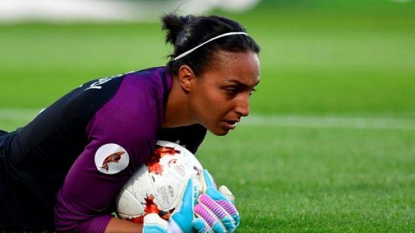 "Mondial Dames: Bouhaddi sera la gardienne titulaire avec les Bleues ""sauf pépin"""