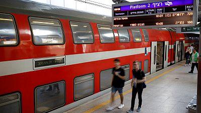 Israel opens high-speed rail link between Tel Aviv airport and Jerusalem