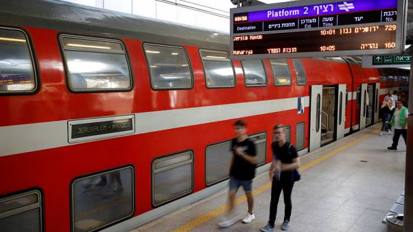 Israel opens high-speed rail link between Tel Aviv airport and Jerusalem