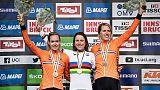 Crono donne: Van Vleuten oro ai Mondiali