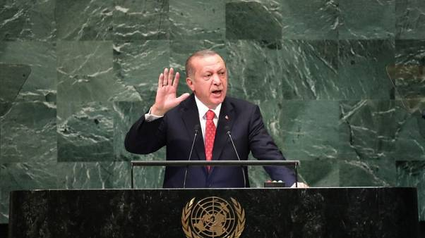 Turkey cannot remain silent over use of sanctions as 'weapons' - Erdogan