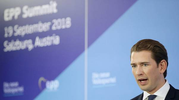 Austrian leader rejects far right's plan to shut out some media