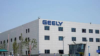 Geely says committed to be long-term partner for Daimler