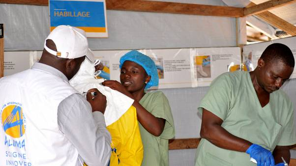 """WHO extremely concerned about Ebola """"perfect storm"""" in Congo"""