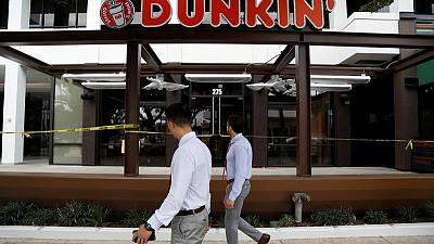 Dunkin' drops 'Donuts' from name in shift to coffee