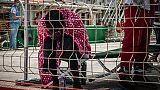 Migrante ferisce carabiniere a Padula