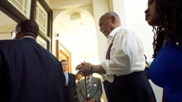 Bill Cosby en prison pour au moins 3 ans, satisfaction des victimes
