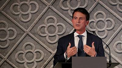 Former French PM Valls to run for Barcelona mayor