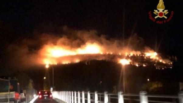Evacuazioni anche in Val di Serchio