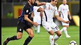 Serie A: Inter-Fiorentina 2-1