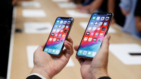 Apple shaves cost from displays in newest iPhones - analyst firm