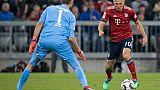 Allemagne: le Le Bayern puni pour son manque de réalisme