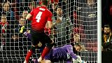United crash out of League Cup to Derby on penalties