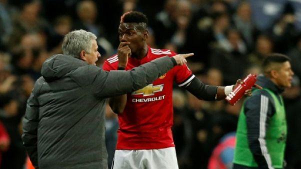 Angleterre: Paul Pogba n'est plus le second capitaine de Manchester United