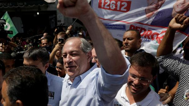Brazil presidential candidate Gomes undergoes medical exams - campaign