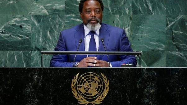 At U.N., Congo's Kabila vows 'peaceful, credible' elections