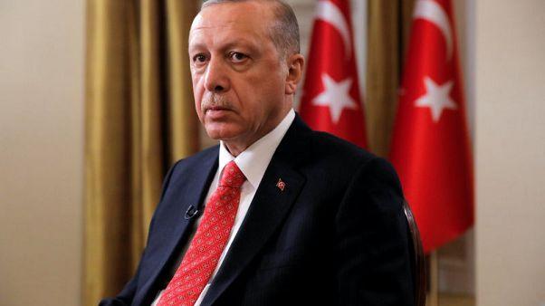 Exclusive - Turkey's Erdogan says court will decide fate of detained U.S. pastor
