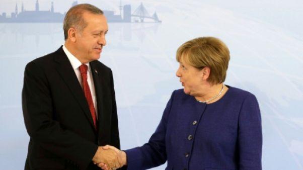 Erdogan en Allemagne, une visite pour tourner la page